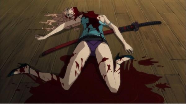 エロアニメ 殺人シーン