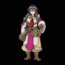 ラリサを桑島法子さんが演じています!