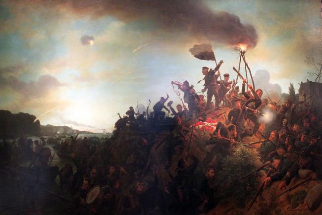 画像出典:https://ja.wikipedia.org/wiki/シュレースヴィヒ=ホルシュタイン戦争