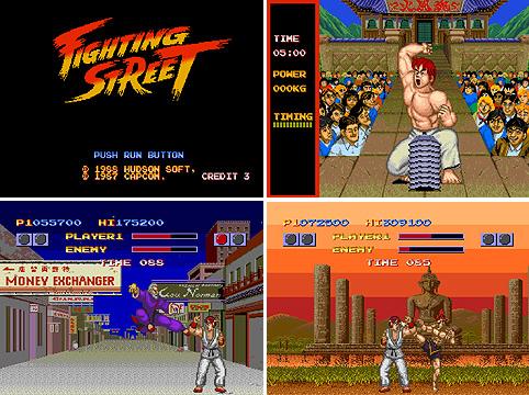画像はPCエンジン移植版 画像出典:http://dl.capcom-onlinegames.jp/details/game34.html