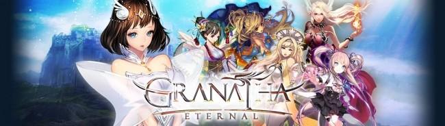 「GRANATHA ETERNAL」5月27日(金)より事前登録開始!
