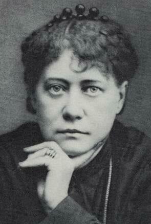 画像出典:https://ja.wikipedia.org/wiki/ヘレナ・P・ブラヴァツキー