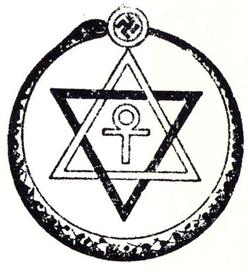 〈神智学協会の紋章〉 画像出典:http://rapt-neo.com/?p=26306
