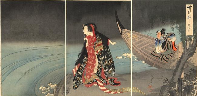 画像出典:https://ja.wikipedia.org/wiki/安珍・清姫伝説