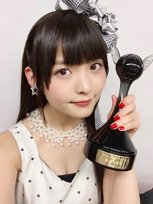 声優アワード新人女優賞受賞おめでとうございます!