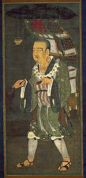 画像出典:https://ja.wikipedia.org/wiki/玄奘三蔵