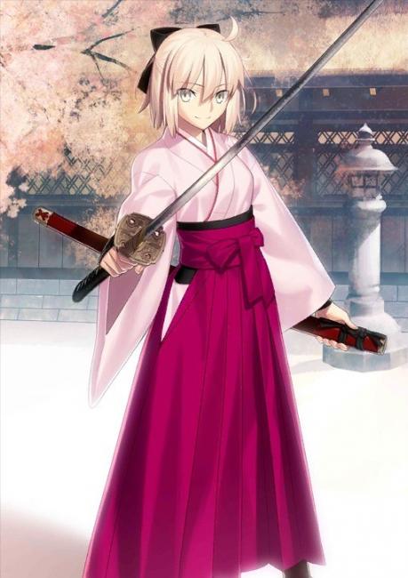 画像出典:http://fate-go.gamerch.com/沖田総司