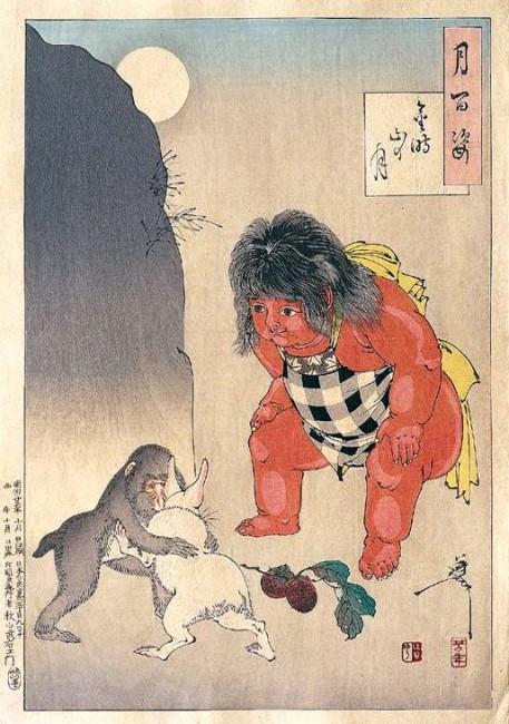 画像出典:https://ja.wikipedia.org/wiki/金太郎