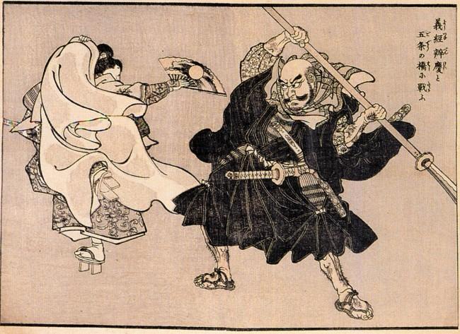 画像出典:https://ja.wikipedia.org/wiki/武蔵坊弁慶