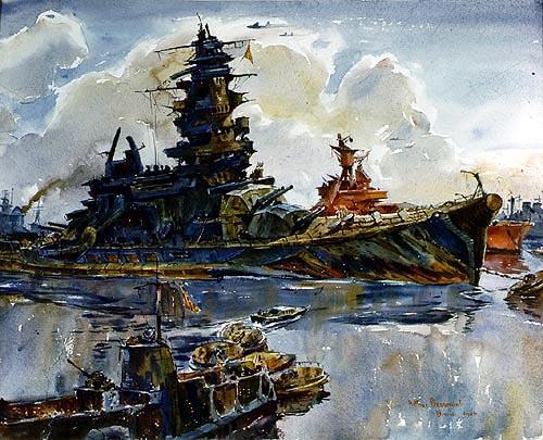 画像出典:https://ja.wikipedia.org/wiki/長門_(戦艦)