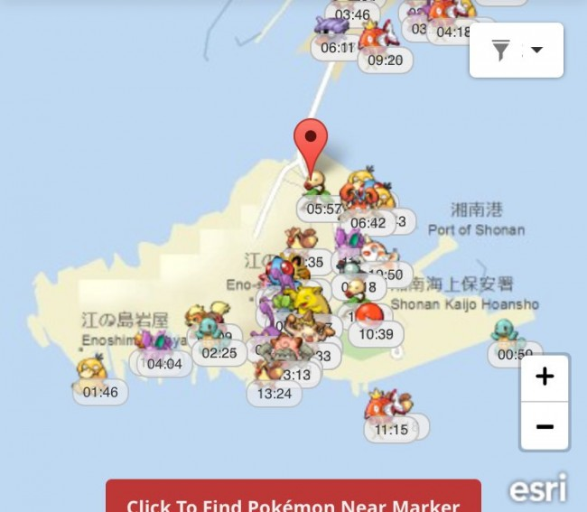 pokevision