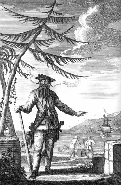 画像出典:https://ja.wikipedia.org/wiki/黒髭