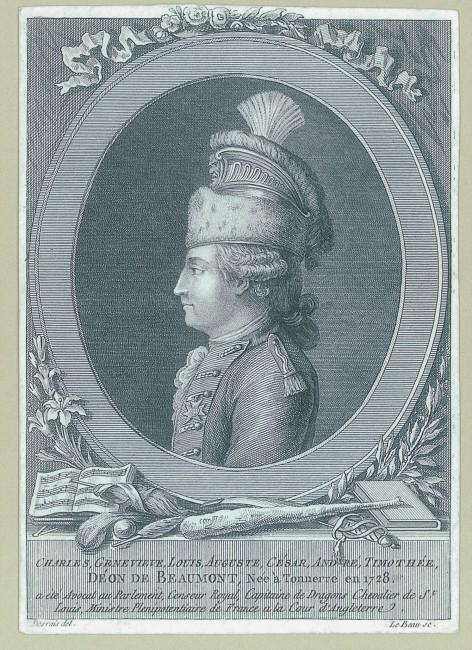 画像出典:https://ja.wikipedia.org/wiki/シュヴァリエ・デオン