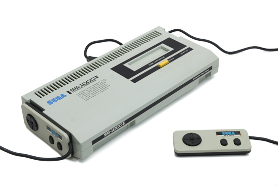 SG-1000 Ⅱ 画像出典:http://consollection.de/consoles/SG-1000II/