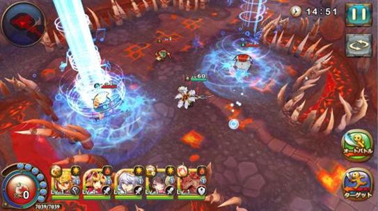進攻:ガーディアンを率いて星島を攻略!