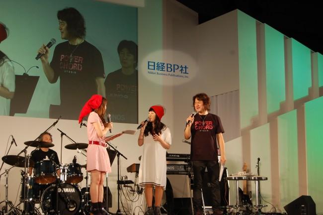 植田佳奈さんには、ノスタルジックな雰囲気にあわせてPVのナレーションを囁き声で収録してもらったそう。