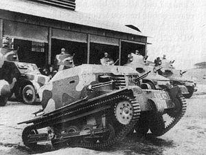 vz.33豆戦車 画像出典:https://ja.wikipedia.org/wiki/vz.33豆戦車