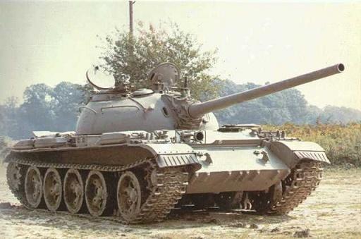 T-54 画像出典:http://wikiwiki.jp/wotanks/?T-54