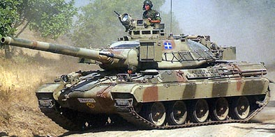 AMX-30 画像出典:http://combat1.sakura.ne.jp/AMX-30.htm