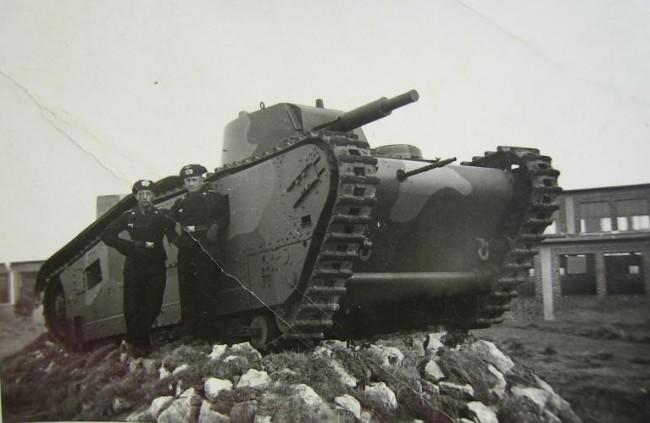 グローストラクトーア 画像出典:http://wikiwiki.jp/wotanks/?Grosstraktor%20-%20Krupp