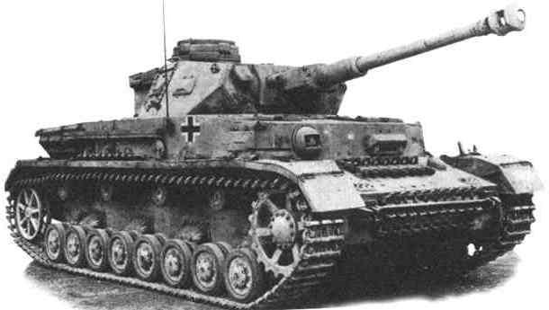 Ⅳ号戦車G型 画像出典:http://military.sakura.ne.jp/army/gr_pzkpfw4.htm