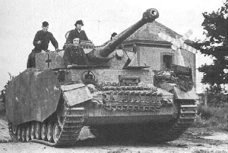 Ⅳ号戦車H型 画像出典:http://sensya-otoko.seesaa.net/article/8541387.html