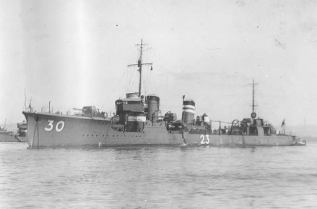画像出典:https://ja.wikipedia.org/wiki/弥生_(睦月型駆逐艦)