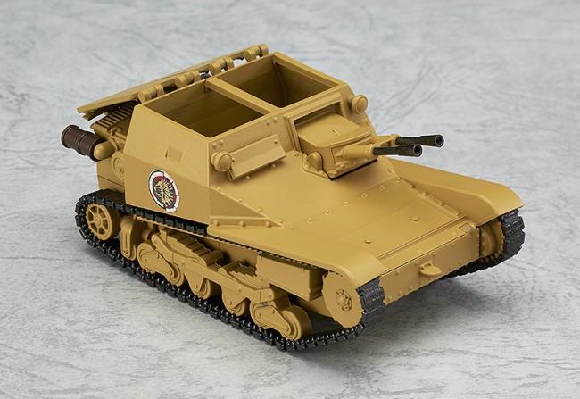 ガルパン CV33型快速戦車 アンチョビ
