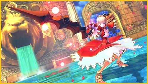 画像出典:http://wiki.denfaminicogamer.jp/fate-extella/ネロ・クラウディウス