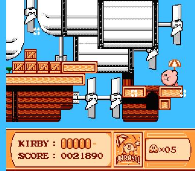ゲーム年代史 星のカービィ 夢の泉の物語 レトロゲーム
