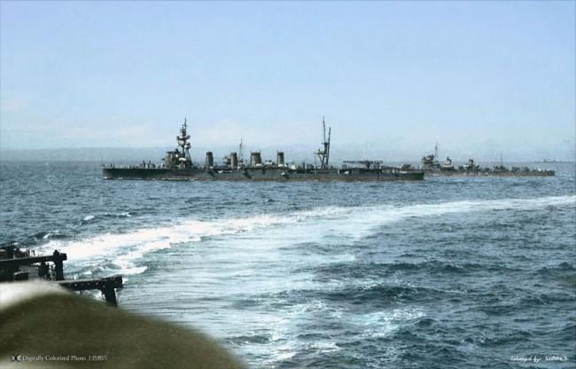 艦これ 阿武隈 魂の還る海