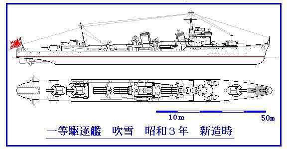 画像出典:http://www.geocities.jp/harunask17/kantei/fubuki.htm