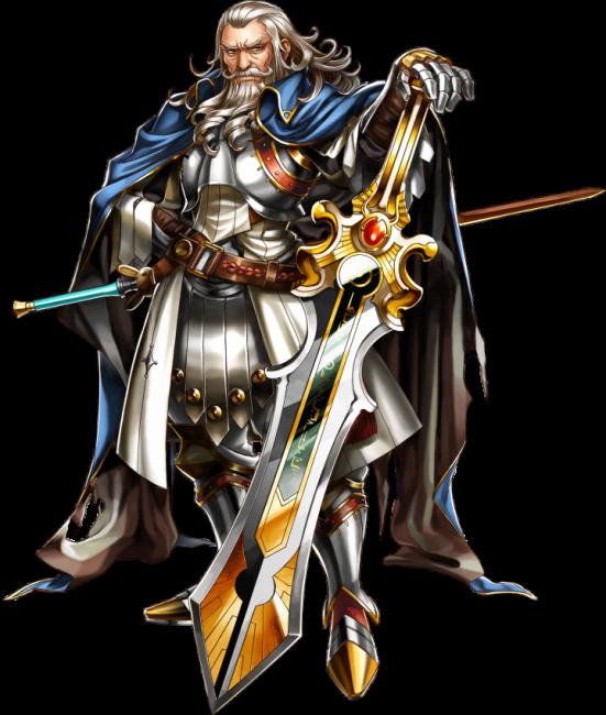 ▲ファメルの英雄ゼイオルグ