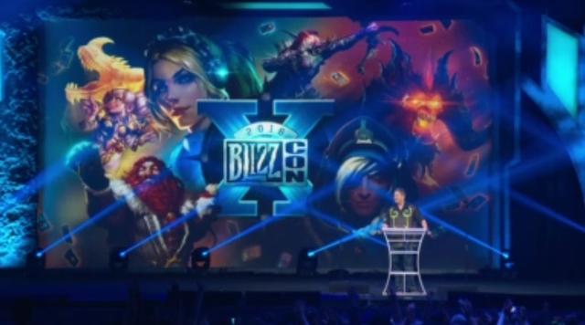 ブリザードゲーム BlizzCon 2016 オープニングセレモニー
