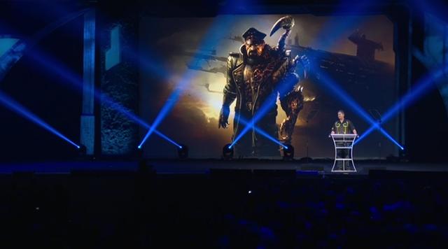 ブリザードゲーム BlizzCon 2016 スタークラフト2