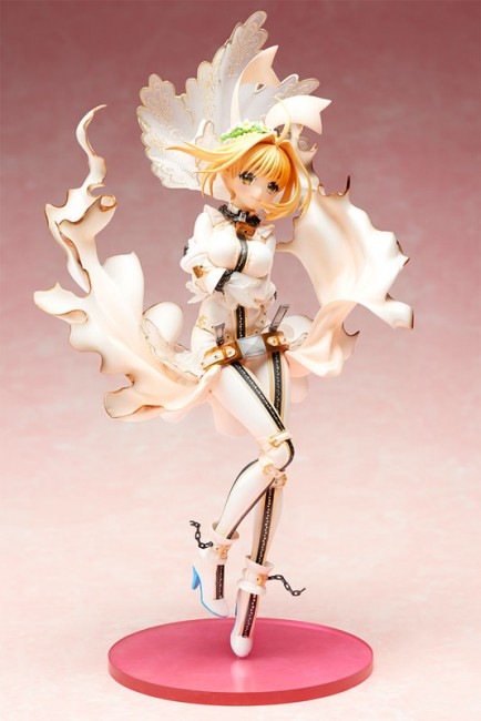 Fate/EXTRA CCC セイバー・ブライド フィギュア