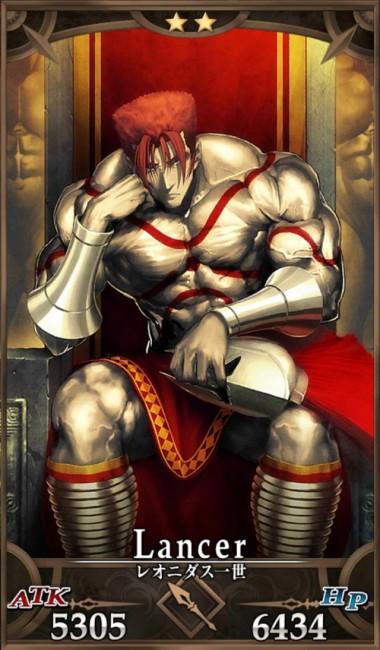 「レオニダス一世」たった300の兵と共に200万の軍勢と互角以上に戦った脳筋スパルタ王を大特集!マスター! そろそろ鍛えに行きませんと!【Fate:キャラ特集】
