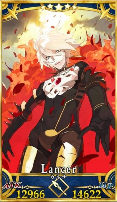 Fate/GrandOrder YARIO Tmitter2015