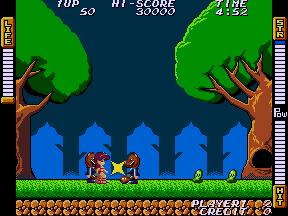 アテナ(ATHENA) ゲーム年代史 ビキニアーマー