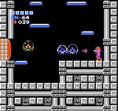 ニンテンドークラシックミニ ファミリーコンピュータ メトロイド レトロゲーム