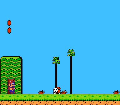 ニンテンドークラシックミニファミリーコンピュータ ゲーム年代史 スーパーマリオUSA