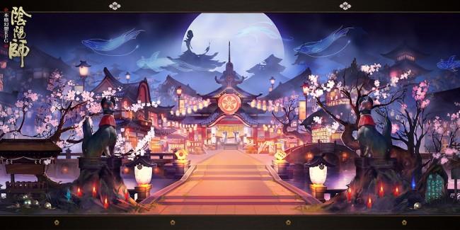 美と妖の本格幻想RPG「陰陽師」 ストーリーを公開 NetEase,Inc.