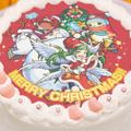 モンスト×クリスマスケーキアイコン