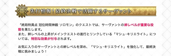 FGO最終決戦 「終局特異点 冠位時間神殿 ソロモン」3