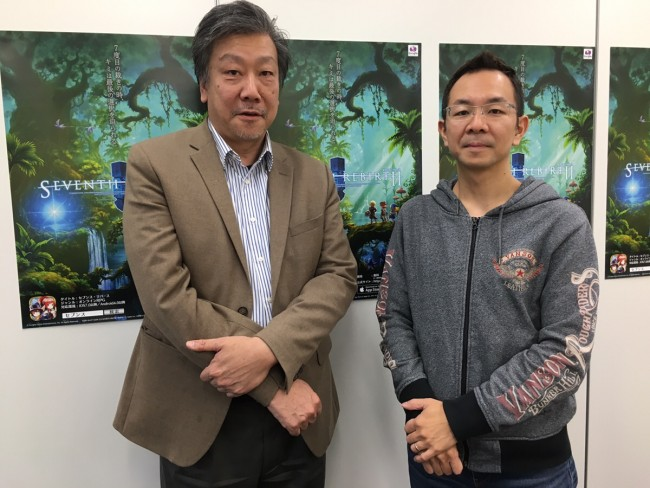 セブンス・リバース インタビュー 田中弘道 廣瀬髙志
