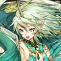 パズドラ 翠角の天鬼姫・風神