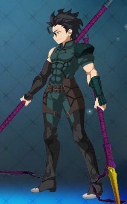 Fate/GrandOrder ディルムッド・オディナ キャラ紹介