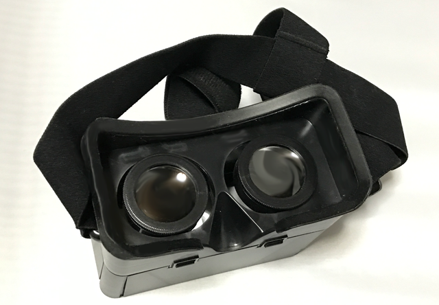 スマートフォン VRデバイス ハコスコDX
