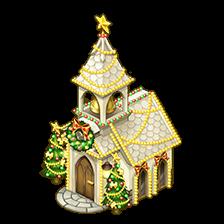 クリスマスな聖なるチャペル