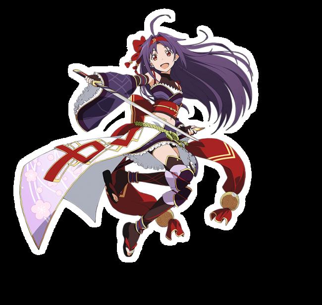 Sao 絶剣 ユウキ アスナに姉の面影を追い求めたぺったん胸な薄幸の剣聖のaloでの姿を大特集 アプリゲット